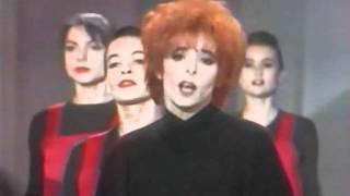 Mylène Farmer Je T Aime Mélancolie Tous à La Une TF1 27 Décembre 1991