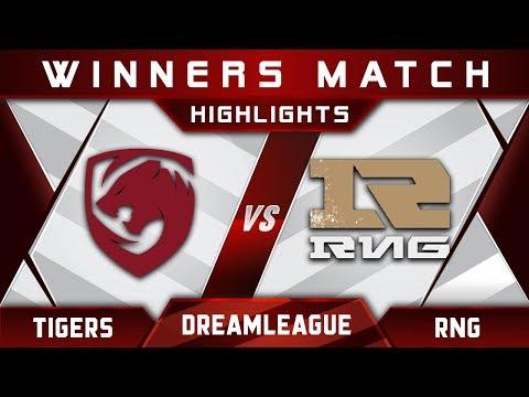 Tigers vs RNG [EPIC] Winners Match DreamLeague 10 Minor Highlights Dota 2
