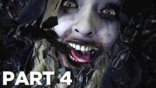 RESIDENT EVIL 8 VILLAGE Walkthrough Gameplay Part 4 - DANIELA BOSS (FULL GAME)