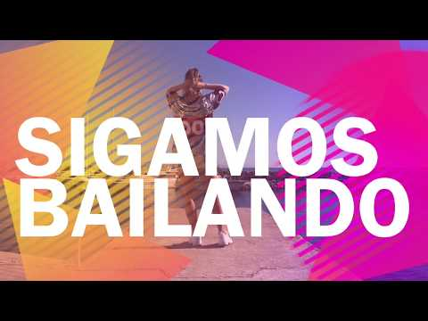 Sigamos Bailando / Gianluca Vacchi, Luis Fonsi ft.Yandel / Moreno Dance (Coreografía) baile
