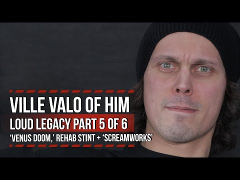 HIM's Ville Valo on 'Venus Doom,' Rehab Stint + 'Screamworks'