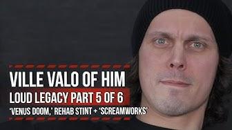 HIM's Ville Valo on 'Venus Doom,' Rehab Stint + 'Screamworks'