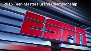 2016 Teen Masters Grand Championship