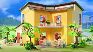 Playmobil Μοντέρνο Σπίτι!