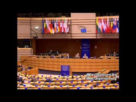 Corrupt EU will not clean up Moldova - @DavidCoburnUkip