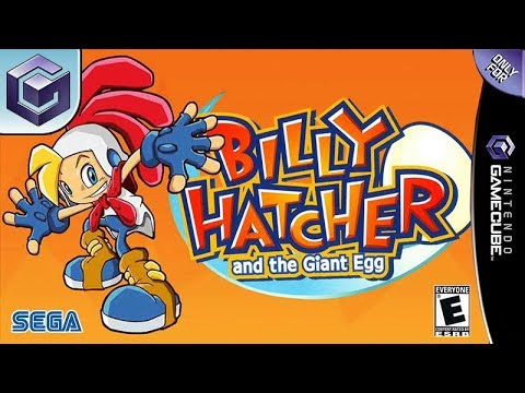 Longplay of Billy Hatcher and the Giant Egg