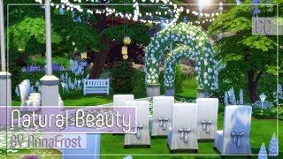 the Sims 4: Строительство  Свадебный участок