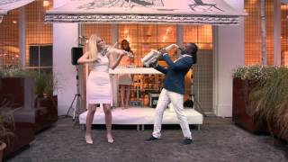 Sax & Violin Treasured Soul Refix - André SaxMan and Sally Potterton