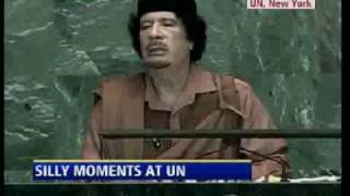 Best UN Moments of 2009