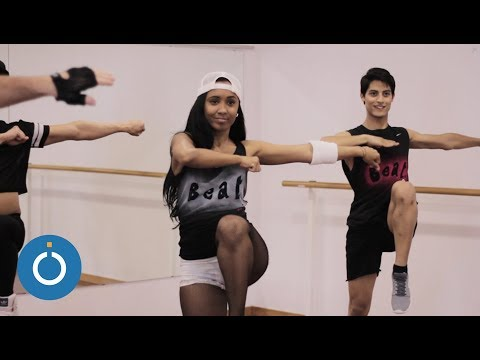coreografias paso a paso para bajar de peso