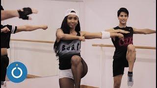 Video BAJAR de PESO bailando - COREOGRAFÍA de BAILE Beat Fit download MP3, 3GP, MP4, WEBM, AVI, FLV September 2018