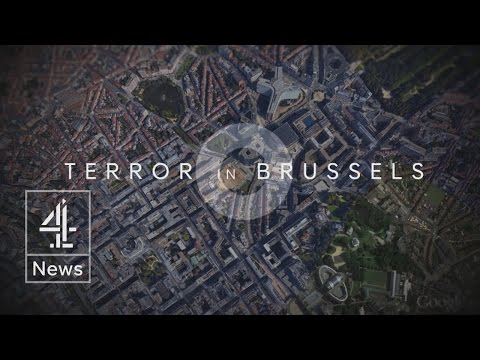 Brussels attacks: Channel 4 News special - 22 March 2016