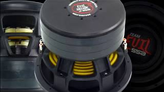 All new TEAM EVIL Subwoofer by SSA®