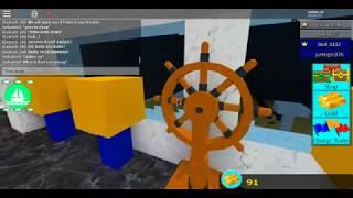 Roblox Titanic roleplay parte 1 | Construa um barco para o tesouro | Roblox