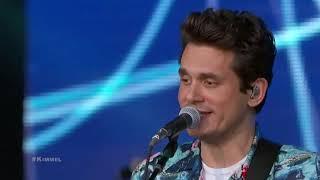 John Mayer  -   New Light  - live