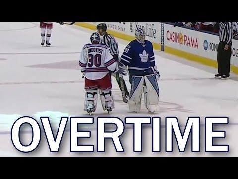 (Full Overtime) New York Rangers vs Toronto Maple Leafs - 2/23/2017