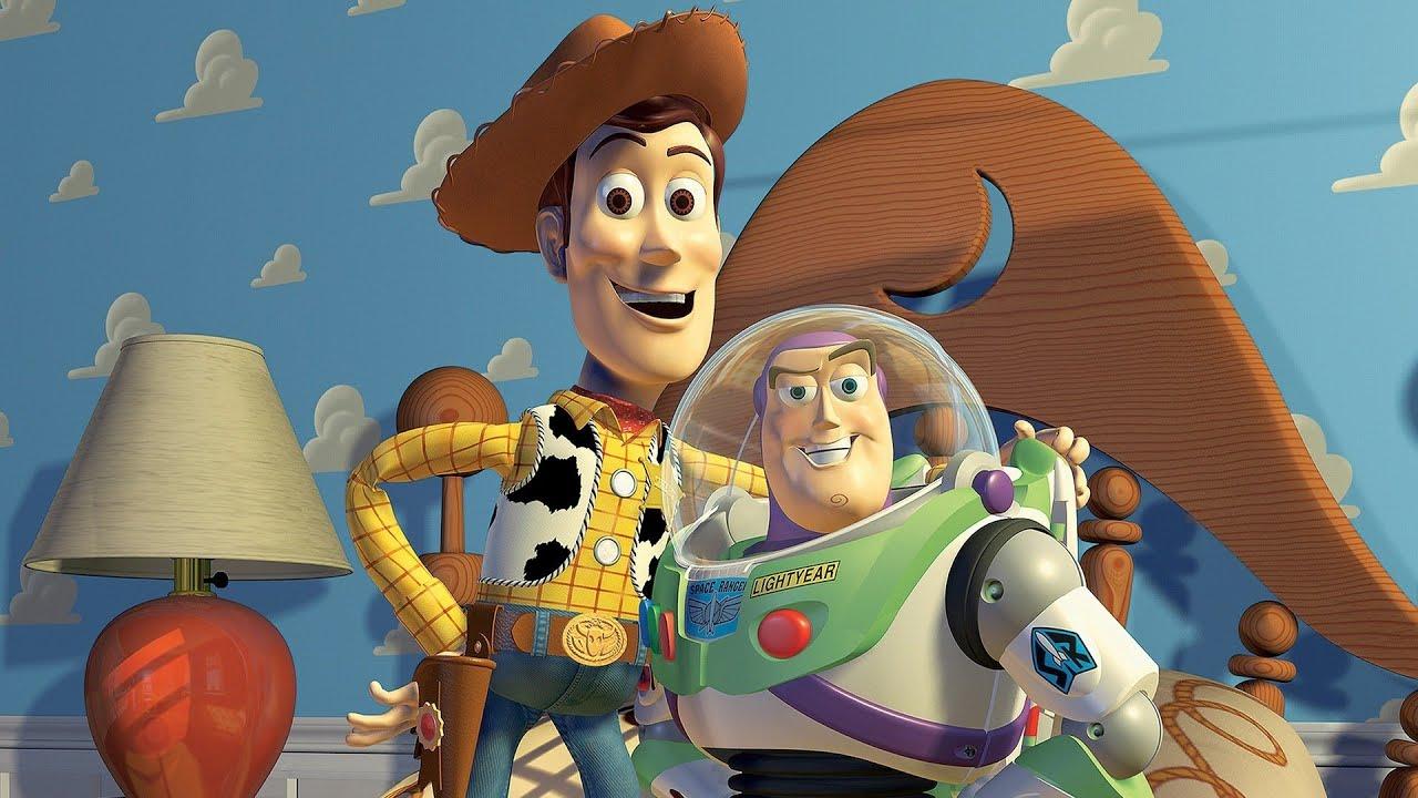Toy Story Trailer 1995 | Disney Throwback | Oh My Disney - YouTube
