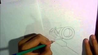 comment dessiner le dsr 50
