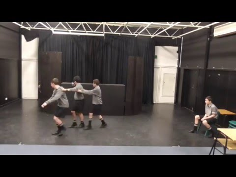 Year 9 Drama Competition 2015