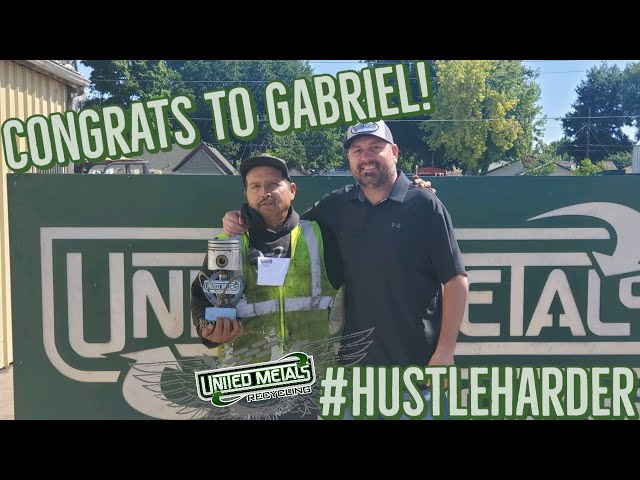 Hustle Harder June: Gabriel Guerrero