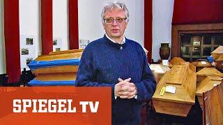Volle Krematorien: Corona-Ausnahmezustand in Sachsen