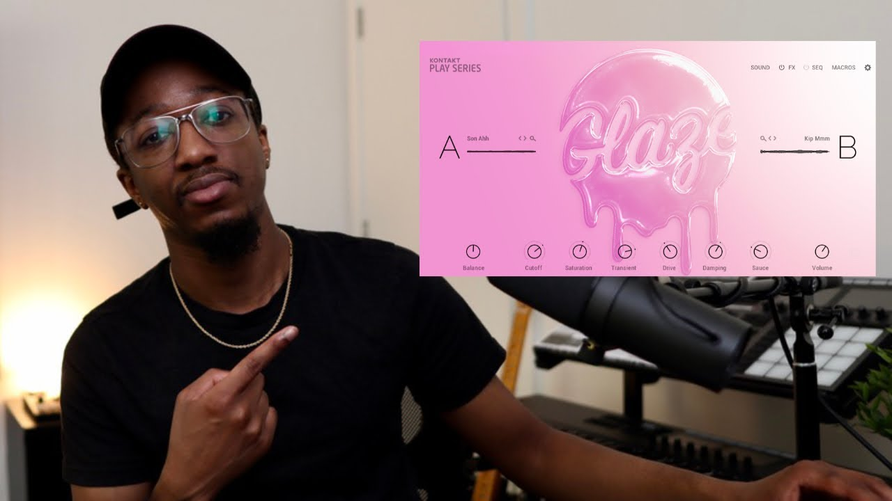 Native Instruments: Glaze [Play Series] - First Look/Demo - YouTube