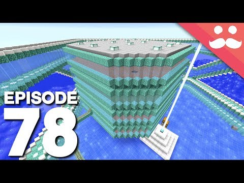 Hermitcraft 5: Episode 78 - HUGE Villager Farms!