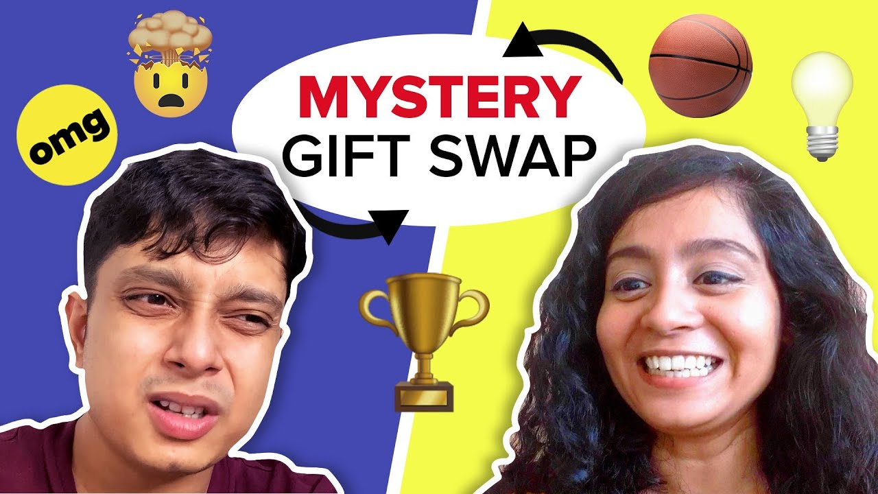 Strangers Buy Each Other Mystery Gifts | BuzzFeed India