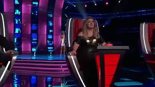 The Voice 2018 Blind Audition Stephanie skipper piece by piece