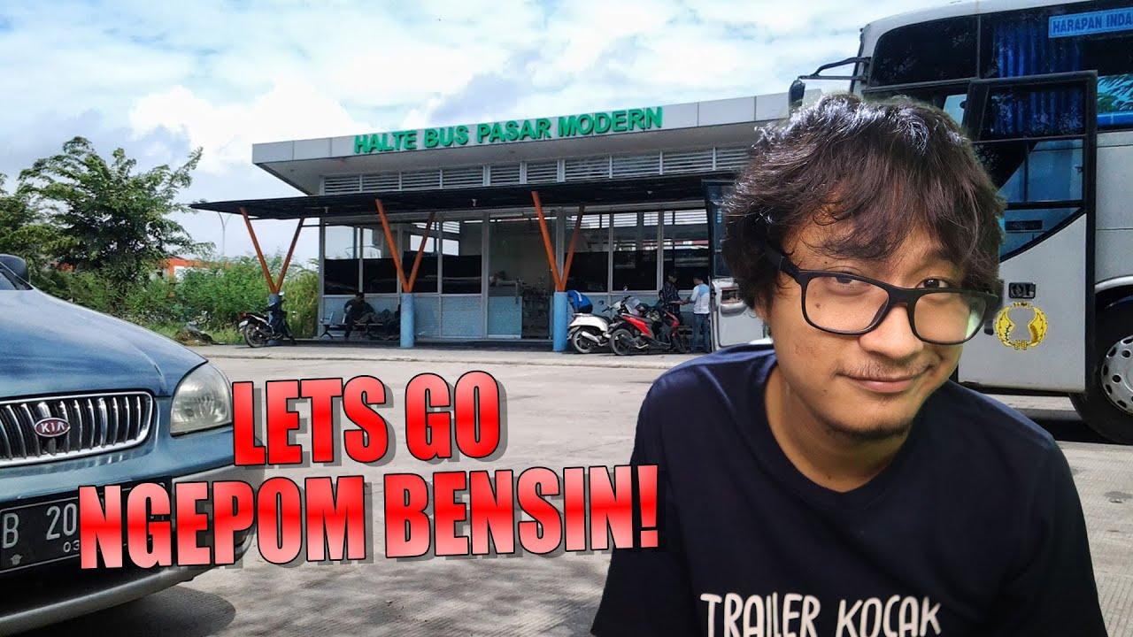 Download OTW Buat Terminal Damri - GAS Station Simulator #3
