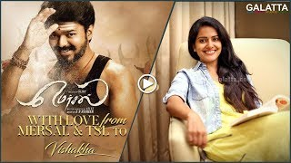 Vishakha's Viral AI Idea for #Thalapathy's #Mersal   How Did it Happen?