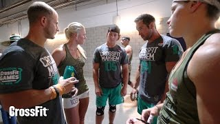 Behind the Scenes: CrossFit Mayhem Freedom, Part 5 - Preview