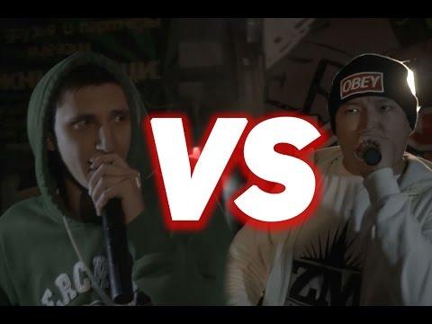 Оксимирон vs Гнойный смотреть онлайн - Versus battle