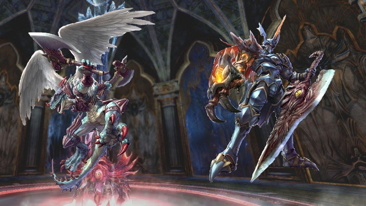 soul calibur v tournament episode 5 aeon vs nightmare