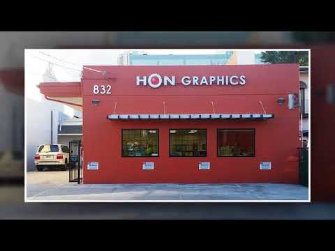 Wide Format Printing | Honolulu, HI - Hon Graphics