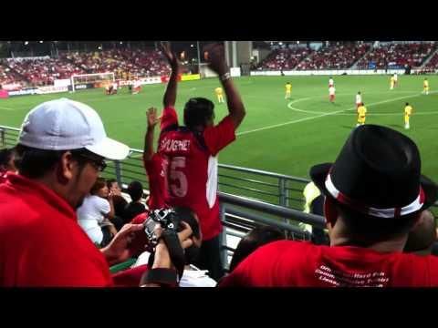 The Fans at Lions XII vs Selangor @ Jalan Besar Stadium