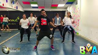 La Diabla - Alex Sensation & Nicky Jam  Zumba