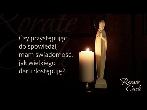 #RorateCaeli - poniedziałek, 7 grudnia - Spowiedź