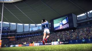 Rugby League Live 3 trailer