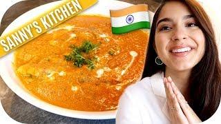 INDISCHES BUTTER CHICKEN Rezept - super einfach - Sanny's Kitchen ❤️| Sanny Kaur