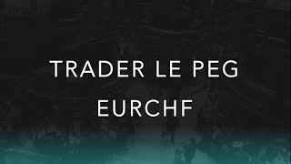Stratégie de trading : trader le PEG Forex EUR CHF