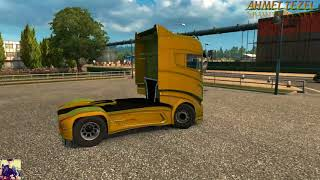 ETS2   Scania Concept (1.30)