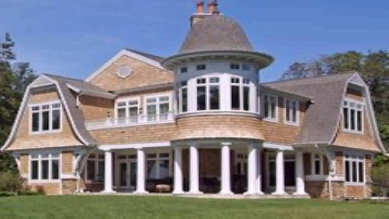 shingle style house definition youtube