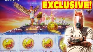 Exclusive Sneak Peek ★ Amazing Totally Fun NEW Slot Machine Bonus
