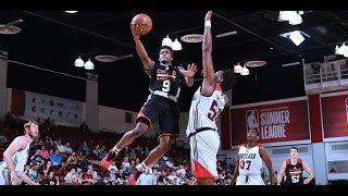 Why ANTONIO BLAKENEY will be the next NBA STAR!