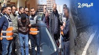 جريمة بشعة تهز مدينة طنجة المغربية ومنفذاها مصري ومغربي