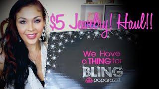 $5 Jewelry (Paparazzi) Haul