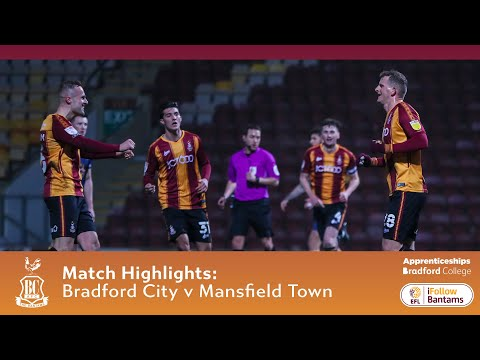 Bradford Mansfield Goals And Highlights