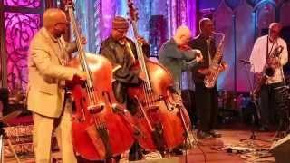 William Parker / Hamiet Bluiett / Charles Gayle at a Benefit Concert for The Under_Line - Dec 4 2012
