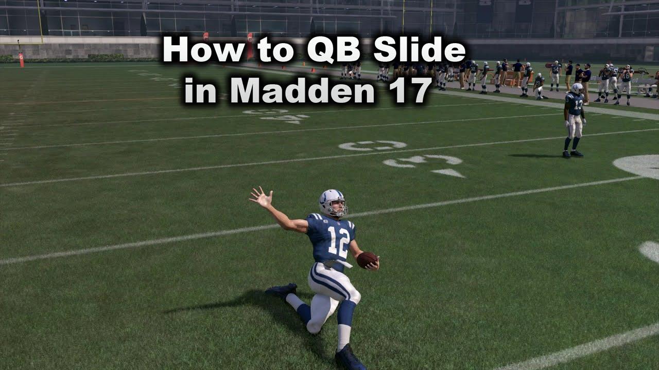 Madden 18 Qb Slide